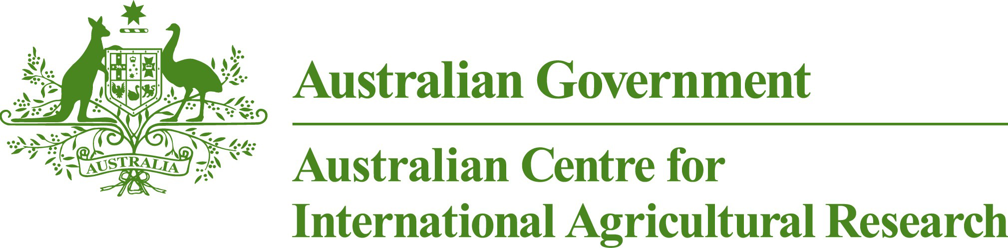 Australian Government Australian Centre for International Agricultural Research